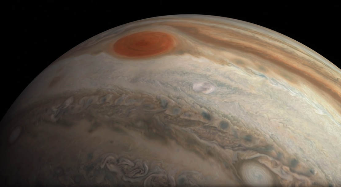 Jupiter Flyover
