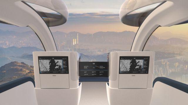 KITE Passenger Drone concept (4)
