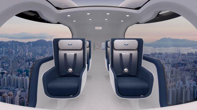 KITE Passenger Drone concept (3)