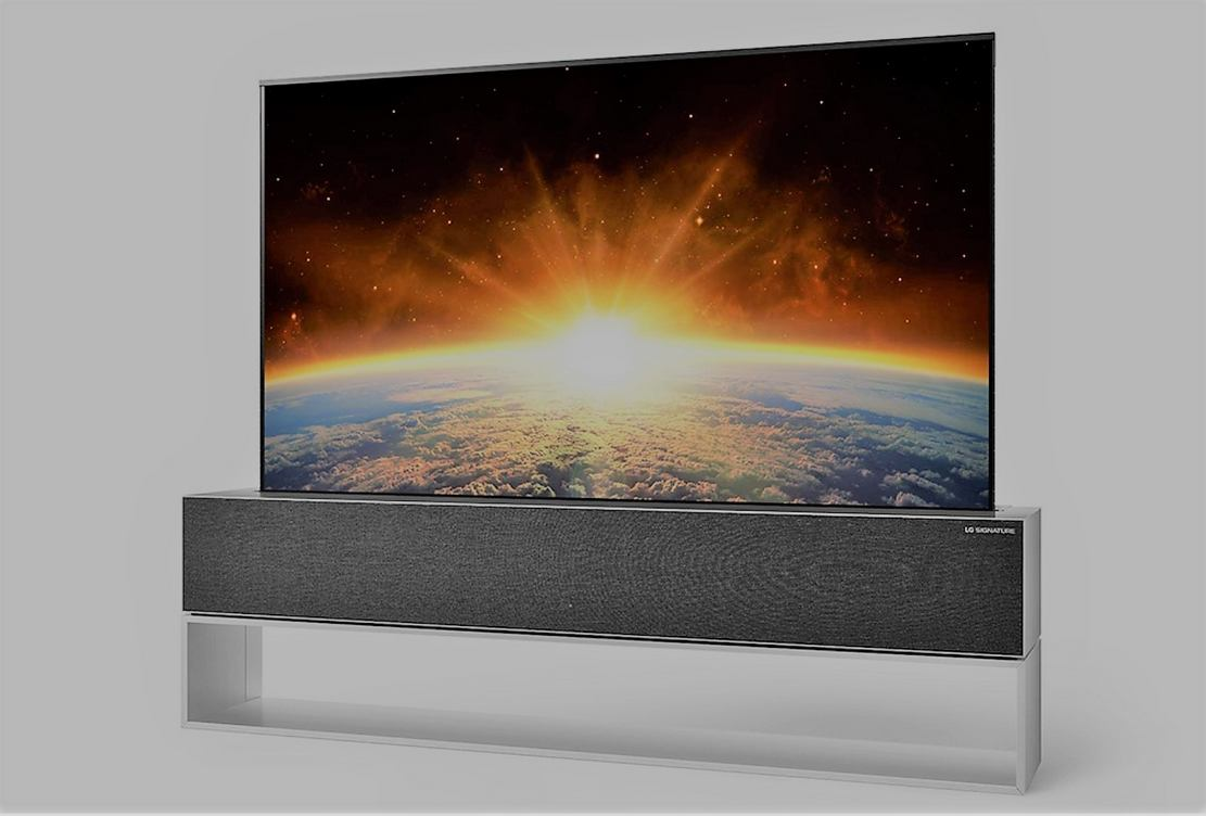 LG Rollable OLED TV (4)