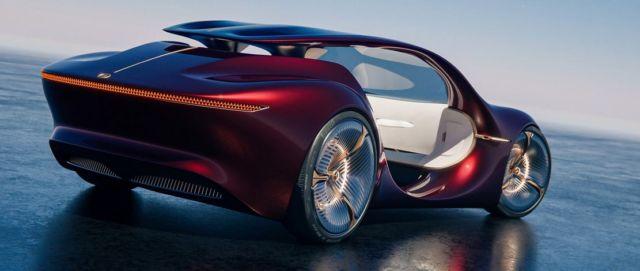 Mercedes-Benz Vision Duet Concept