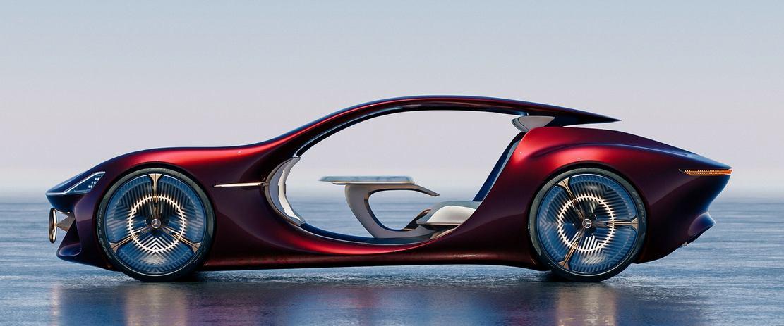 Mercedes-Benz Vision Duet Concept (1)