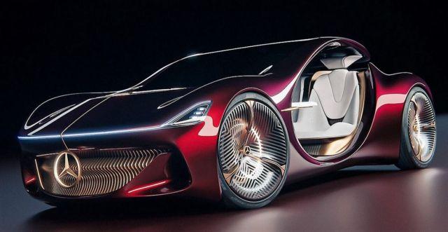 Mercedes-Benz Vision Duet Concept (7)