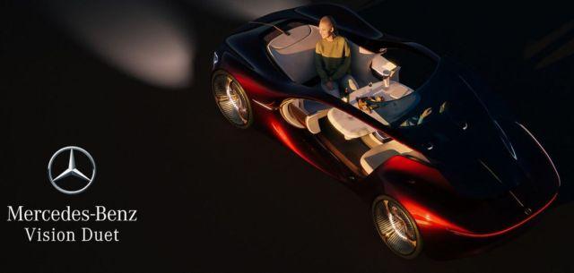 Mercedes-Benz Vision Duet Concept (2)