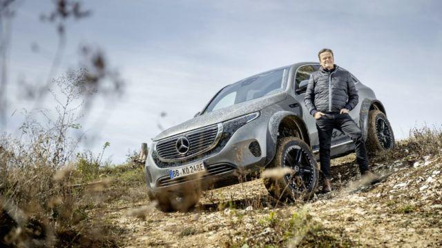 Mercedes electric EQC 4x4² SUV Concept (4)