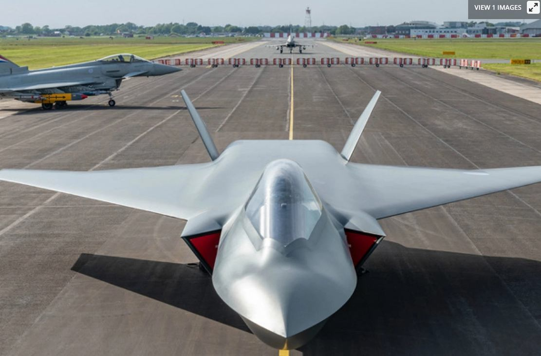 Next Generation Fighter to get astounding new Radar technology