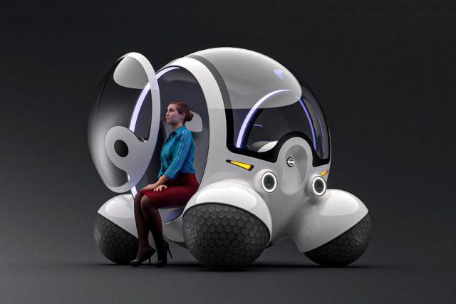 Nissan Dodgy Concept Pod