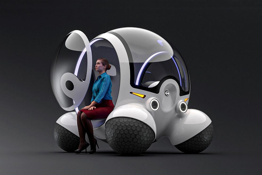 Nissan Dodgy Concept Pod (6)