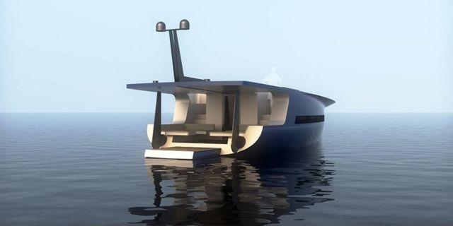 P1 Solar-Powered Sailing Yacht (4)