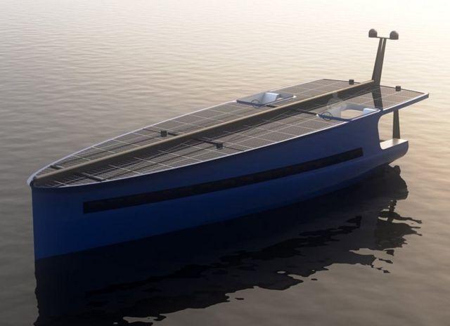 P1 Solar-Powered Sailing Yacht (3)