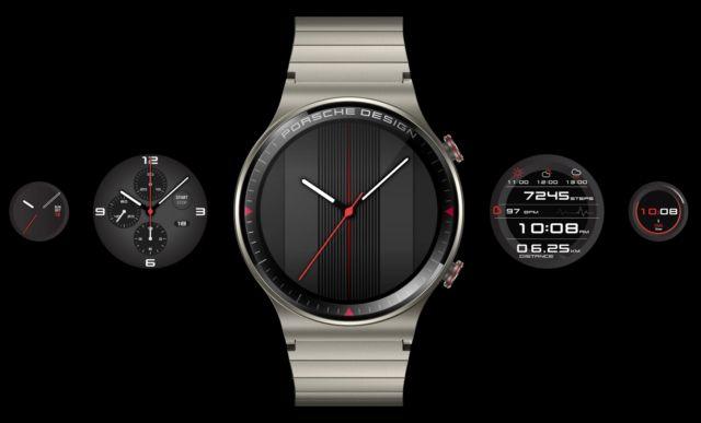 Porsche - Huawei GT 2 Smartwatch