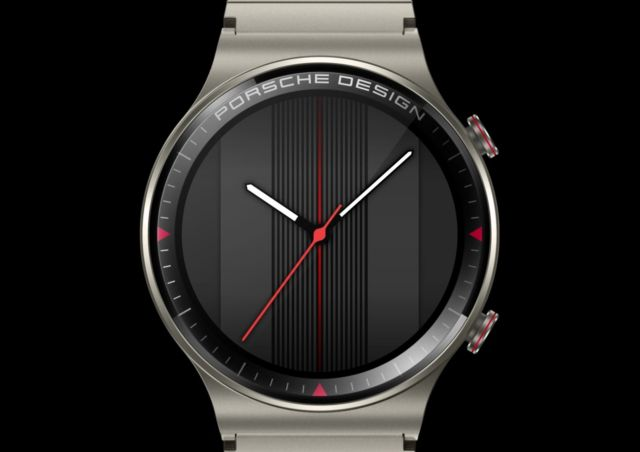 Porsche - Huawei GT 2 Smartwatch (3)