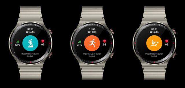 Porsche - Huawei GT 2 Smartwatch (2)