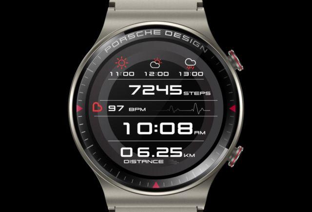 Porsche - Huawei GT 2 Smartwatch (1)