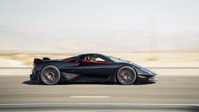 "SSC Tuatara is the World's ""Fastest Production Vehicle"""