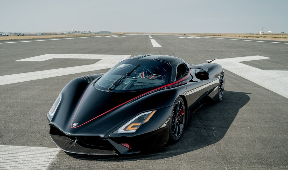 "SSC Tuatara is the World's ""Fastest Production Vehicle"""