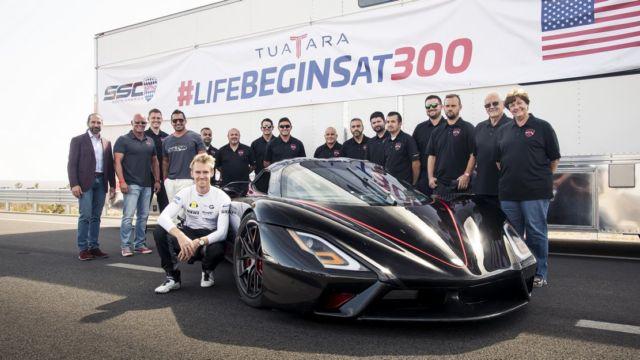 "SSC Tuatara is the World's ""Fastest Production Vehicle"" (1)"
