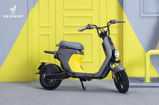 Segway eMoped C80 smart electric scooter