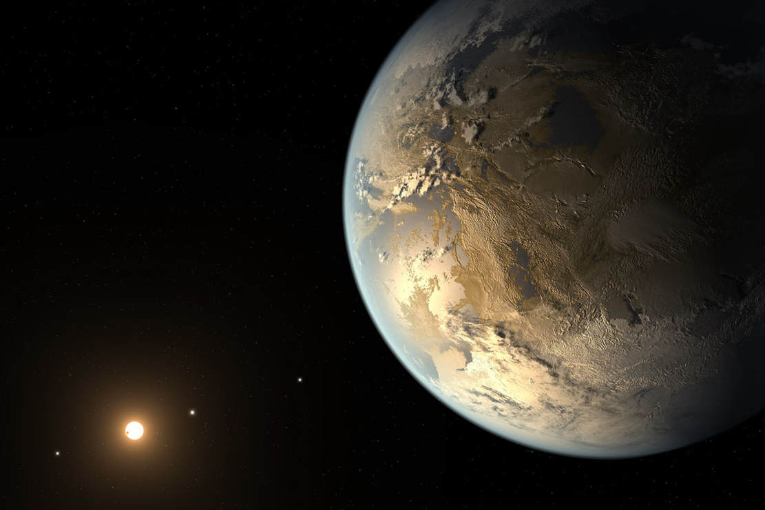 Some Exoplanets may be better for Life than Earth