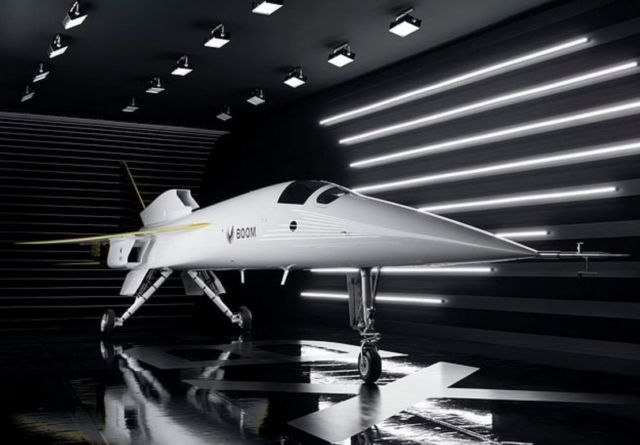 Supersonic XB-1 unveiled in its fully assembled form (3)
