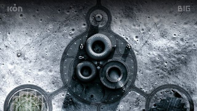The Construction that could Support Future Exploration of the Moon