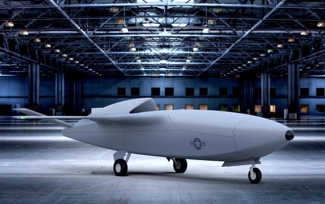 The new Unmanned Aerial Vehicle for the U.S. Air Force