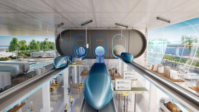 Virgin Hyperloop to build in West Virginia its new certification center (3)