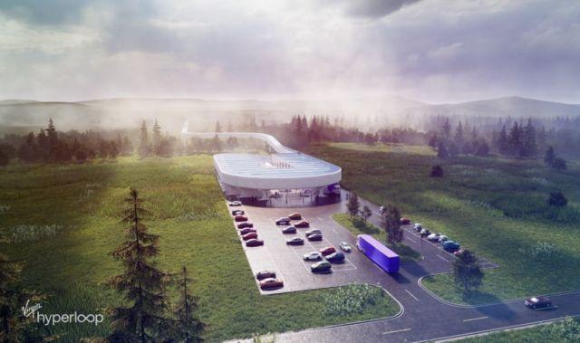 Virgin Hyperloop to build in West Virginia its new certification center (1)