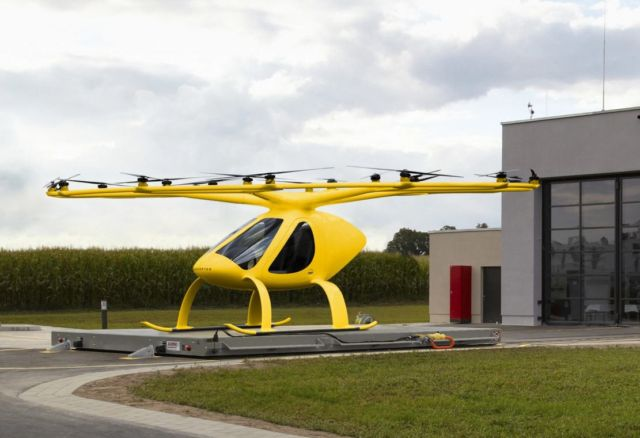 Volocopter Air Taxi (2)
