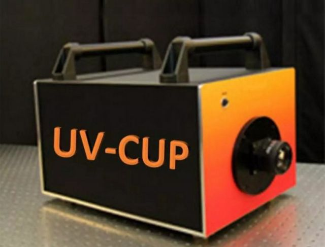 World's fastest UV Camera records Flying Photons (2)