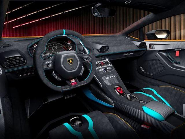 2021 Lamborghini Huracan STO (3)