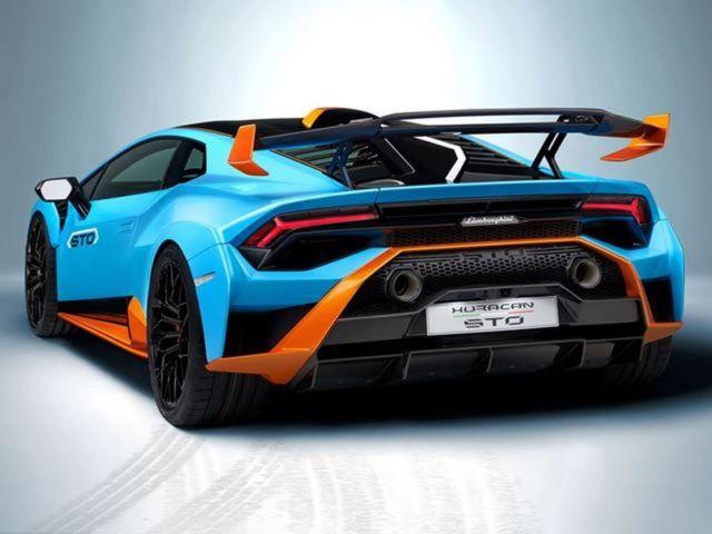 2021 Lamborghini Huracan STO (1)