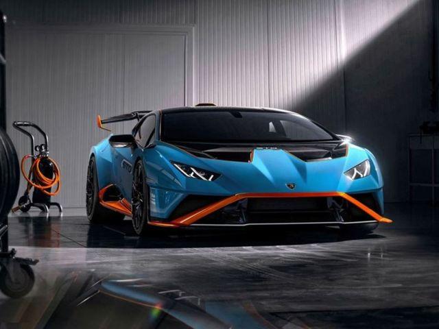 2021 Lamborghini Huracan STO (13)
