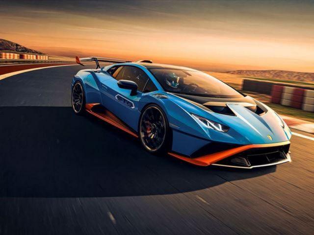 2021 Lamborghini Huracan STO (12)