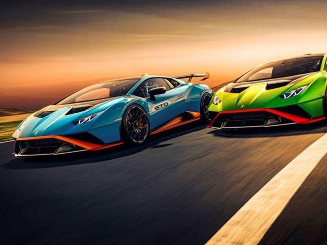 2021 Lamborghini Huracan STO (11)