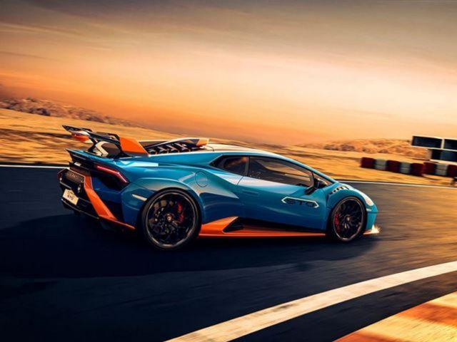 2021 Lamborghini Huracan STO (9)