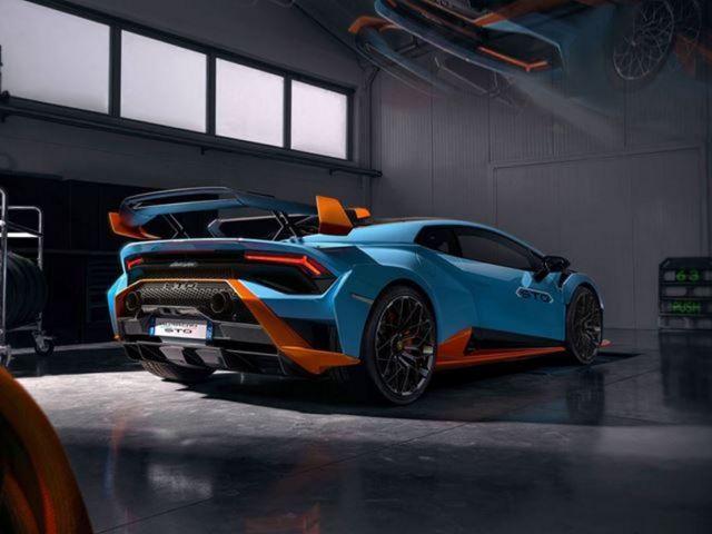 2021 Lamborghini Huracan STO (8)