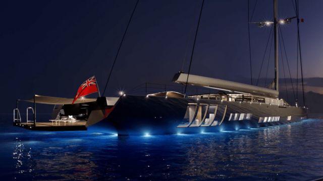 APEX 850 world's Largest Sloop (11)