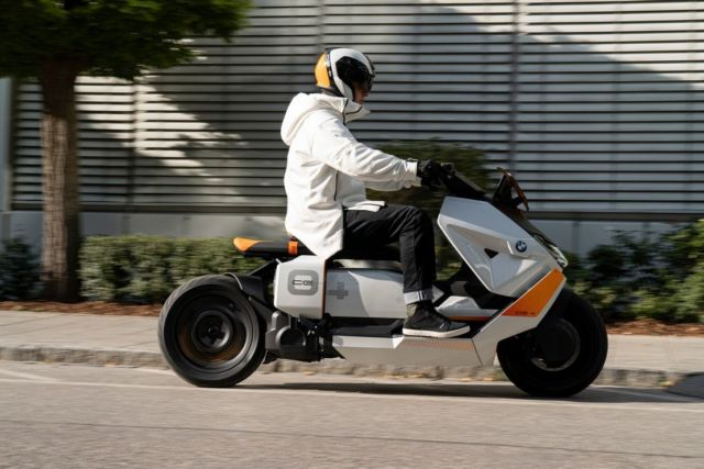BMW Definition CE 04 Electric
