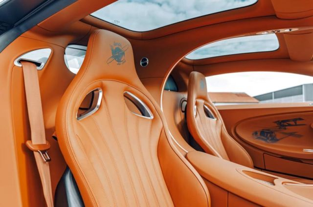 Bugatti Chiron Sport 'Les Legendes Du Ciel' (4)