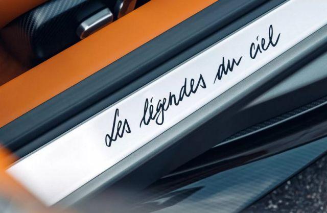 Bugatti Chiron Sport 'Les Legendes Du Ciel' (1)