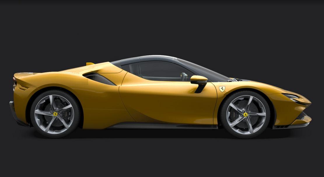 Ferrari SF90 Spider (7)