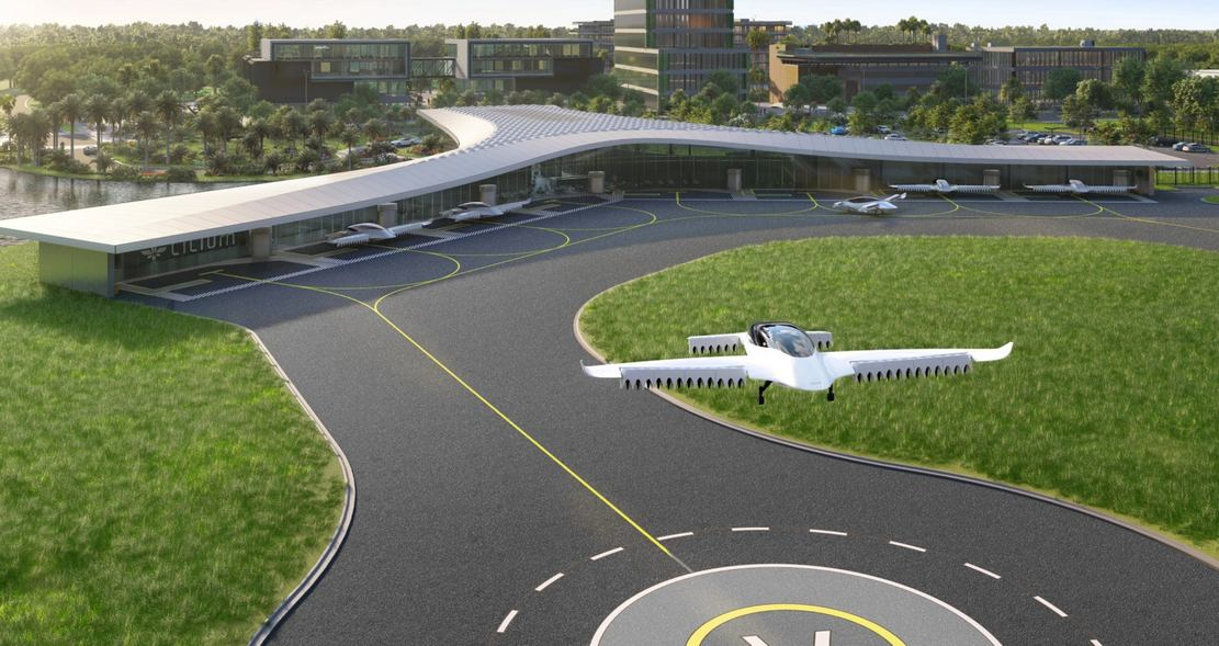 Flying Taxi Vertiport in Florida by 2025 (6)