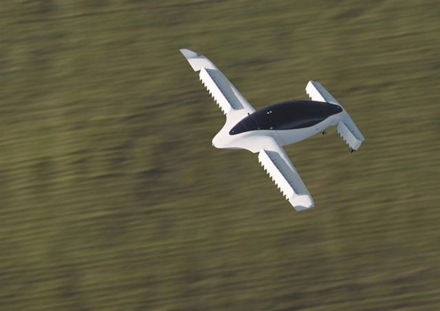 Flying Taxi Vertiport in Florida by 2025 (3)