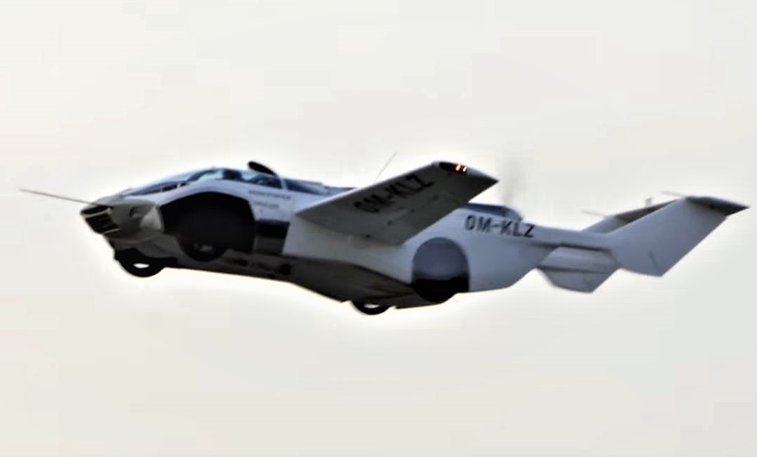 KleinVision Flying Car (4)