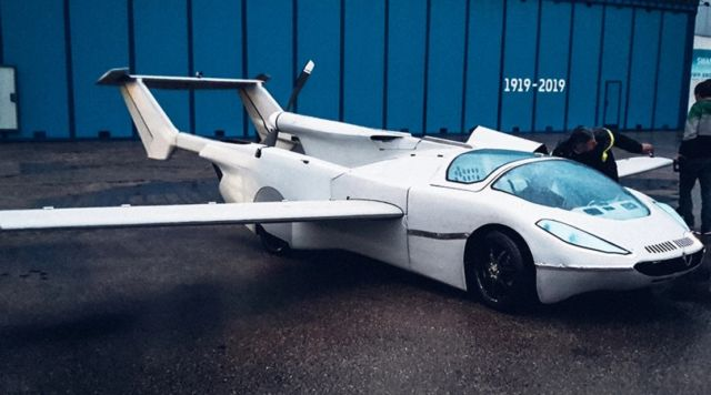 KleinVision Flying Car (2)