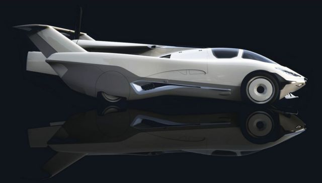 KleinVision Flying Car (1)