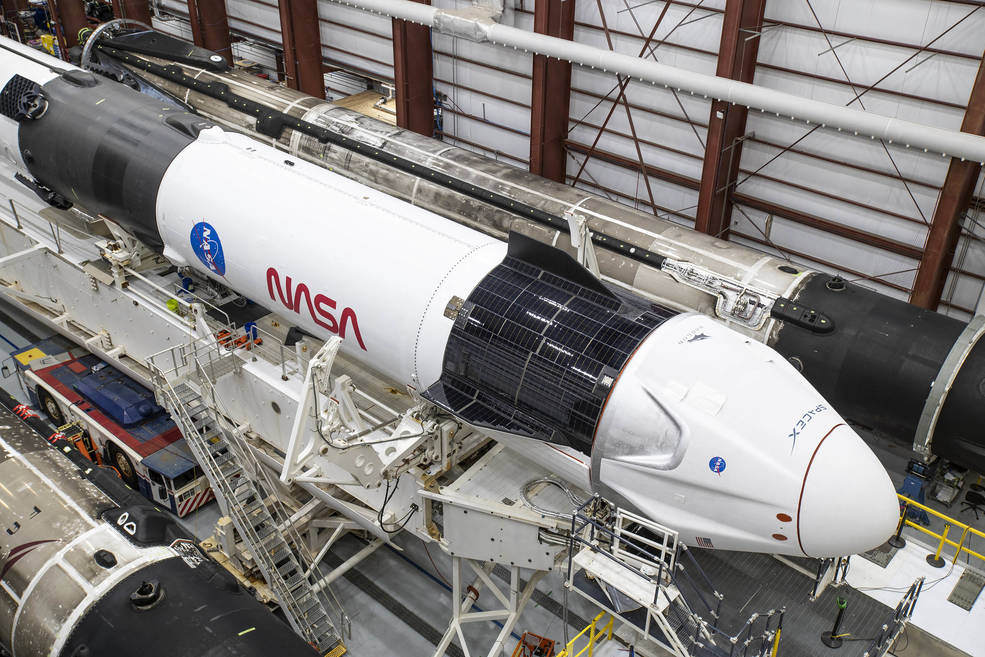 NASA has certified SpaceX for Space flights