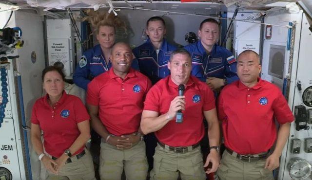 NASA's SpaceX Crew 1 Highlights