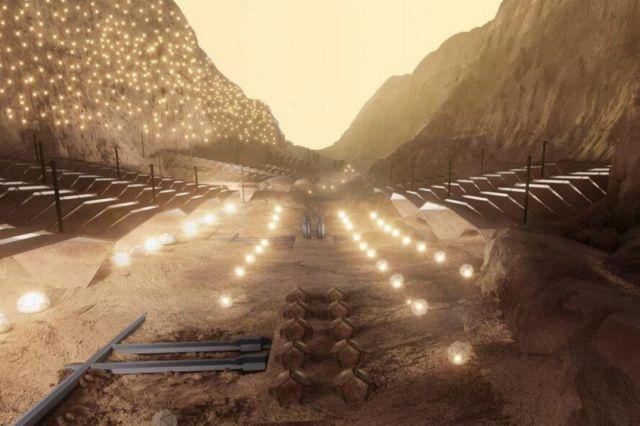 Nüwa- the cliff city on Mars (1)
